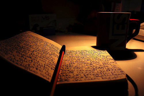 write-night