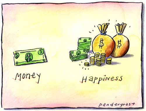 money-happiness